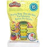 Hasbro Play-Doh 18367EU4 - Partyknete con Pegatinas, Plastilina
