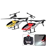 #5: Smart Craft Sx King Flying Rc Helicopter Toy with Unbreakable Blades