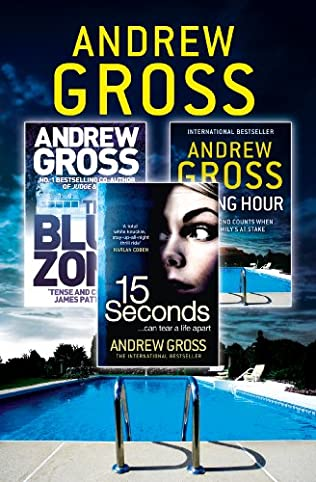 book cover of Andrew Gross 3-Book Thriller Collection