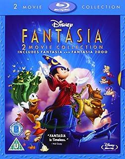Fantasia / Fantasia 2000 [Blu-ray] [1941] (B0040JHNAW) | Amazon price tracker / tracking, Amazon price history charts, Amazon price watches, Amazon price drop alerts
