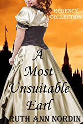 A Most Unsuitable Earl (Marriage by Scandal Book 2)