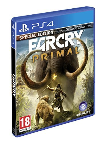 FAR CRY PRIMAL - SPECIAL EDITION PS4 by Ubisoft