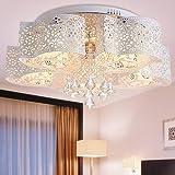 WCZ Personalisierte Dekorative Beleuchtung Minimalist Schlafzimmer, Deckenleuchten, Den, Balkon, Gänge, Deckenleuchten, Glas, (23 * 11,5 cm)