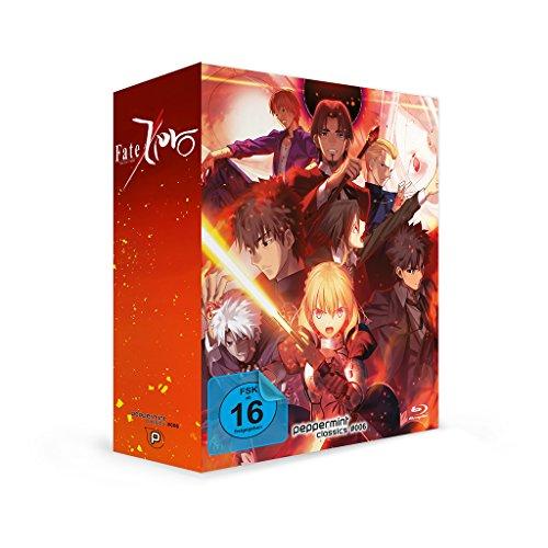 Fate/Zero - Episode 01-25 - peppermint classics #006 [4 Blu-rays] - Serie Night Vision
