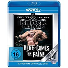 WWE - Brock Lesnar: Here Comes The Pain