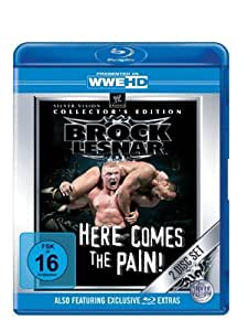 WWE - Brock Lesnar: Here Comes The Pain [Blu-ray]