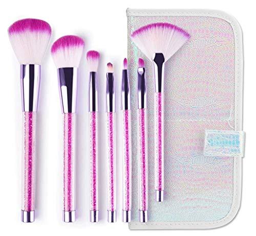 Make-UP Brush Home Pinceaux de Maquillage Kit de pinceaux de Maquillage Synthétiques Outil Fondation de cosmétiques Kabuki Mélange Concealer Correcteur Blush Eyeliner Poudre pour Le Visage crème pour