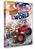 Blaze e le Mega Macchine: Corsa sul Tetto del Mondo (DVD)