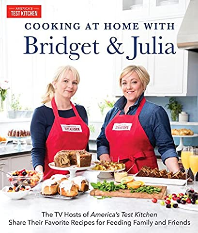 Cooking at Home With Bridget & Julia: The TV Hosts of America