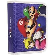 PDP - Funda Grupo Super Mario, Color Azul (Nintendo 3DS, XL, 2DS)