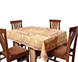 Chhipa 100% Cotton Rectangle Table Cover...
