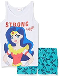 DC Comics Girl's Wonderwoman Pyjama Sets