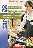 Image de CAP Employé de commerce multi-spécialités : C3 Informer le client, C4 Tenir le poste caisse