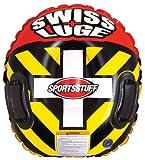 Kwik Tec SPORTSSTUFF 30–1702Swiss Luge Snow Tube