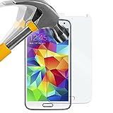 Samsung Galaxy S5 Mini Panzerglasfolie - Premium Glasfolie 9H moodie Panzerglas für Samsung S5 Mini