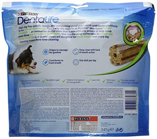 Dentalife Medium Dog Dental Chew, 75 x 23 g 5