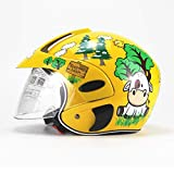 Unbekannt NF Kinderhelm Skateboard Helm Ideal Für Urban Skateboard/Scooter Skate/Inline-Skating mit verstellbarem Stirnband geeignet für Erwachsene/Kids/Jugend,Yellow