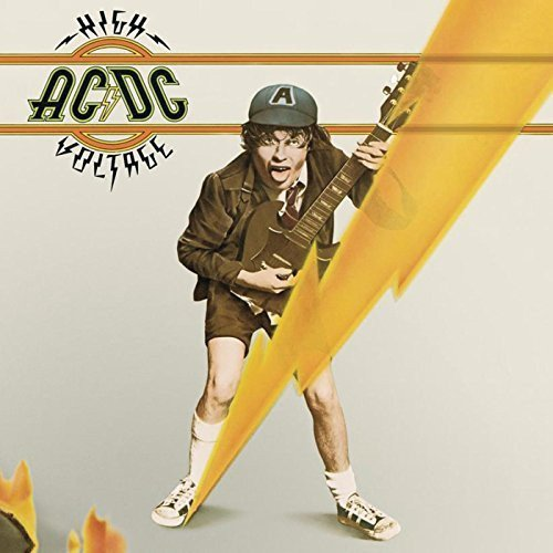 High Voltage [Vinyl LP]