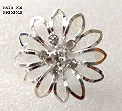 FANCY IMPORTED HAIR PIN (HP20201W)