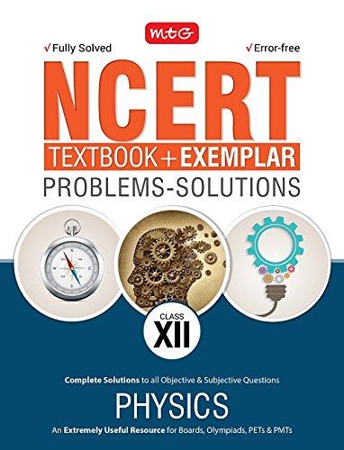 NCERT Exercises + Exemplar Solutions Physics - Class 12
