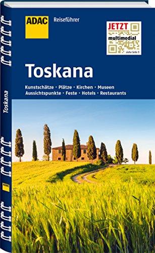 Preisvergleich Produktbild ADAC Reiseführer Toskana