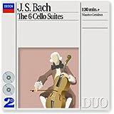 Bach, J.S.: The 6 Cello Suites (2 CDs)