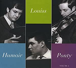 Trio Humair Louiss Ponty /Vol.2