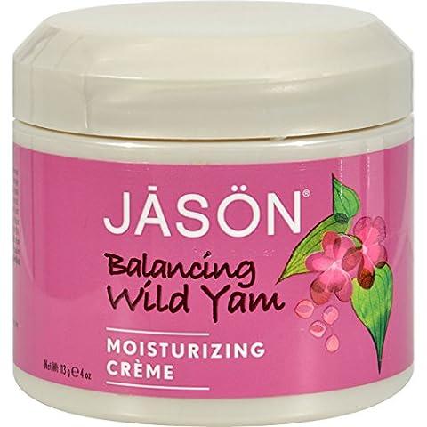 Jason Natural Cosmetics Organic Wild Yam Cream 120 g