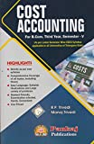 Cost Accounting For B.Com Third Year Semester-V