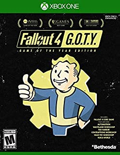 Fallout 4 - Game of the Year Edition for Xbox One (B074NGD394) | Amazon price tracker / tracking, Amazon price history charts, Amazon price watches, Amazon price drop alerts