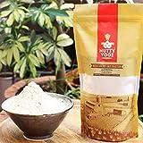 Nutty Yogi Gluten Free Oats Flour (Atta), Gluten Free, Rich in Fibre, 500 g