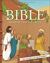 La Bible racontée pour les petits + CD