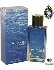 Abercrombie & Fitch Summer Cologne 50ml/1.7oz Men Eau De Cologne Spray Fragrance