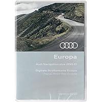 Audi Europa DVD Navigation Plus Nav 2018RNS-E A3A4A68p0060884CS