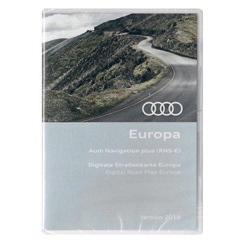 Audi Europa DVD Navigation Plus NAV 2018 RNS-E A3 A4 A6 8P0 060 884 CS 3g Dvd