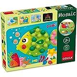 Goula - Mosaico, juego para bebés (Diset 53136)