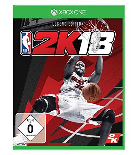 NBA 2K18 - Legend Edition - [Xbox One]