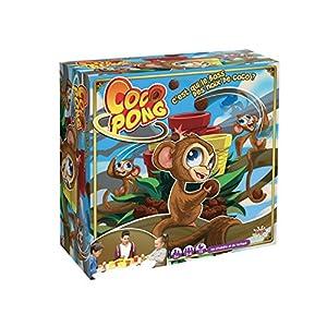 Splash Toys-30111-Juego de Acción y de Reflejos Coco Pong