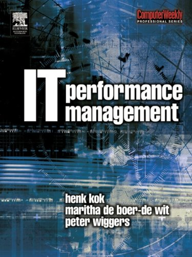 IT Performance Management (Computer Weekly Professional) (English Edition)