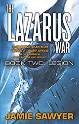 The Lazarus War: Legion: Lazarus War 2 (English Edition)