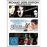 Richard Gere Edition : Ein Mann für gewisse Stunden - Ein Offizier und Gentleman - Begegnungen - 3DVD