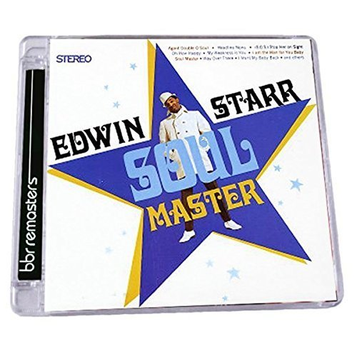 Starr-soul Master Edwin (Soul Master: Expanded Edition by Starr, Edwin (2014-10-07j)