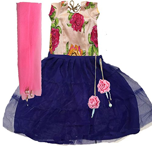 lehenga chunri for girls wedding party wear, bridal lehenga for wedding, FULL...