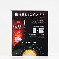 HELIOCARE SPF90 ULTRA GEL 50ml+REGALO ENDOCARE-C PEEL GEL 3x6ml+REGALO ENDOCARE-C OIL FREE AMPOLLAS 7 AMPOLLAS 1ml