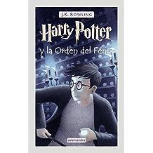 Harry Potter - Spanish: Harry Potter y la orden del fenix