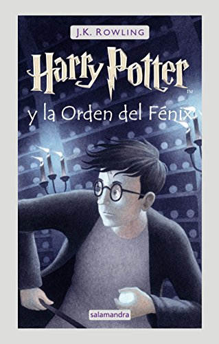 Harry Potter y La Orden Del Fenix: 5