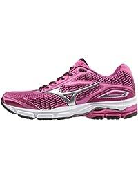 Mizuno Wave Legend 4 (W), Chaussures de Running Entrainement Femme