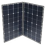 New elfeland sp-22160W Faltbar Tragbares Solarmodul mit A Stecker auf zwei MC4von Koko