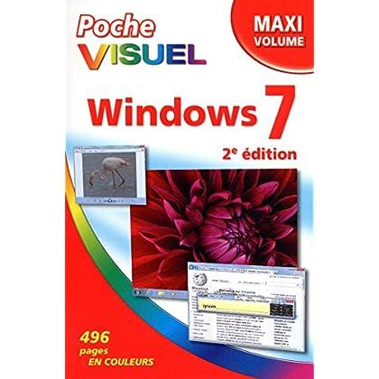 Poche Visuel Windows 7, 2e Maxi Volume