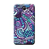 Garmor Retro Design Plastic Back Cover For HTC Desire 516 (Retro -2) best price on Amazon @ Rs. 249